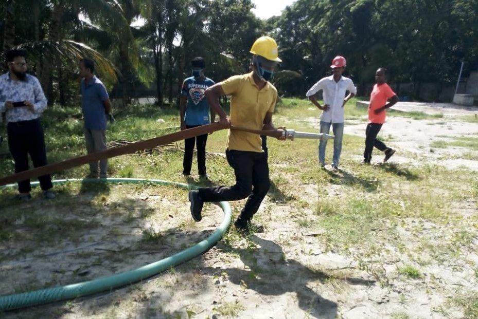 Baly Yarn Staff Safety Training 2