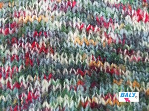 Space Yarn Dyeing Acrylic Mohairlike Sample